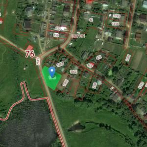 Земельный участок, Ярославская область, село Вятское