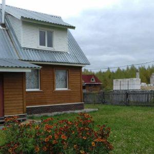 Бревенчатый дом, Ярославская область, село Лахость