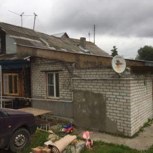 Бревенчатый дом, Ярославль, 4-й Окружной переулок