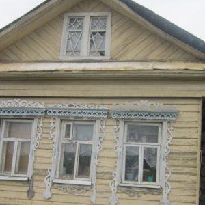 Бревенчатый дом, Ярославль, 2-я Северная улица