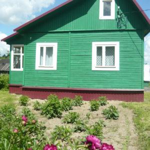 Дача 27 м² на участке 21 сот.,Ярославская область, Некрасовский р-н, д. Михалёво