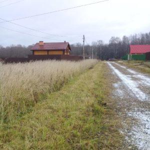 Земельный участок, Ярославская область, Ярославский р-н, коттеджный пос. Любашино 2